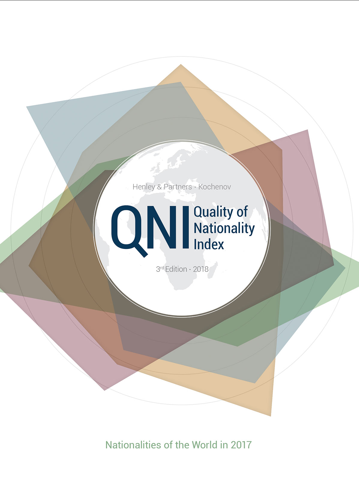 The Henley & Partners – Kochenov Quality of Nationality Index – 2nd Edition – 2016