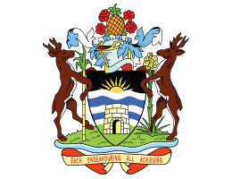 Government of Antigua and Barbuda logo
