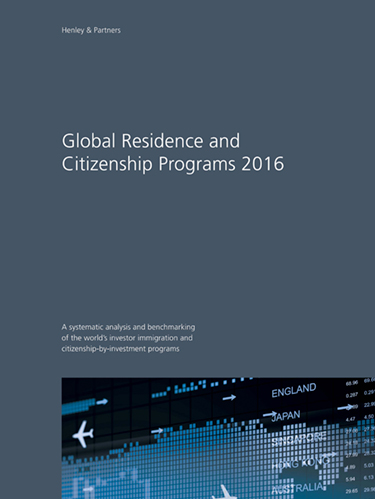 Global Residence and Citizenship Programs 2016