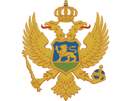 Government of Montenegro logo