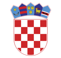 Croatia Country Crest