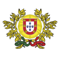 Portugal Country Crest