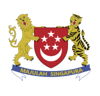 Singapore Country Crest