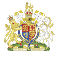 United Kingdom Country Crest
