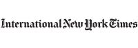 International New York Times Logo