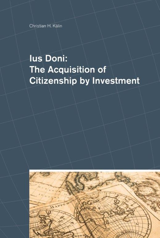 Ius Doni: The Acquisition of Citizenship by Investment
