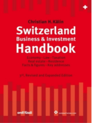 Switzerland Business & Investment Handbook