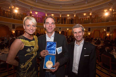 Harald Höppner Global Citizen Award 2015