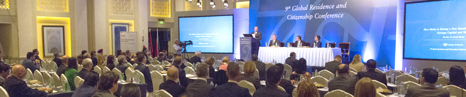 9th Global Residence and Citizenship Conference