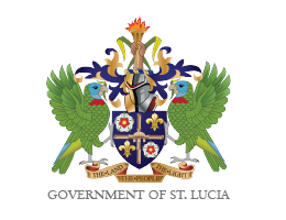 Government of Lucia logo