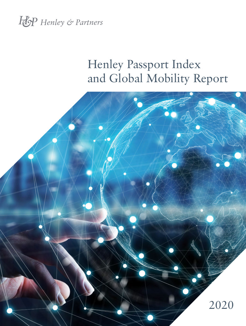 Henley Passport Index and Global Mobility Report