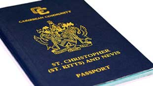 St. Kitts and Nevis Passport